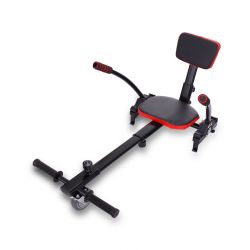 """Hooboard Hovercart - Mini Gokart, Univerzális állítható ülés önegyensúlyozókra 6"""" - 10"""" méretben"""