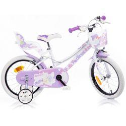 "DINO Bikes - Gyerek bicikli 16"" 166RSN - Fairy 2017"