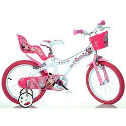 """DINO Bikes - Gyerek bicikli 16"""" 616NN - Minnie 2017"""