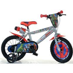 """DINO Bikes - Gyerek bicikli - 16"""" 416UAV2 - Bosszúállók"""