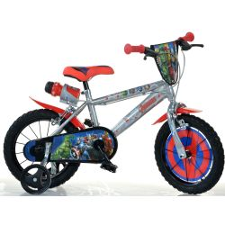 """DINO Bikes - Gyerek bicikli 14"""" 414UAV2 - Avengers 2 2019"""