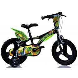 "DINO BIKES- Gyerek bicikli - 14 ""Dino 614LDS T Rex"