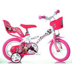 "DINO Bikes - Gyerek bicikli 12"" 612LNN - Minnie 2017"