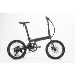 """Hoobike összecsukható elektromos kerékpár, 250 W, 36V 5,2Ah Líthium - Ion, 20"""" kerekek, tárcsafékek, súly 14 kg"""
