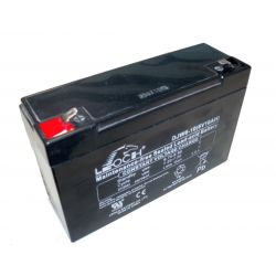 6V10Ah Deep Cycle Sealed Lead Acid Battery