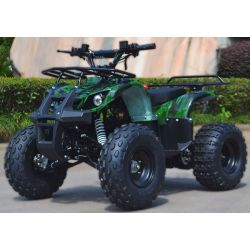 Benzines Quad Camo Nagy Méretű 4 Ütemű 110ccm, tolatással, 3 sebesség, elektromos indítás