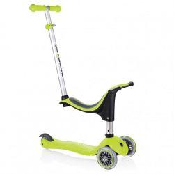 Globber robogó GO-UP Sports Lime Green