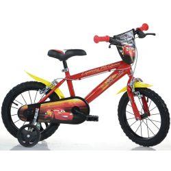 """DINO Bikes - Gyerek bicikli 16"""" 416UCS3 - Verdák 3 2017"""