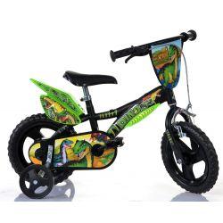 """DINO Bikes - Gyerekkerékpár 12 """"Dino 612LDS T Rex"""