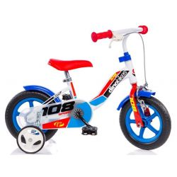 "DINO Bikes - Gyerek bicikli 10"" 108FLB - Boy 2017"